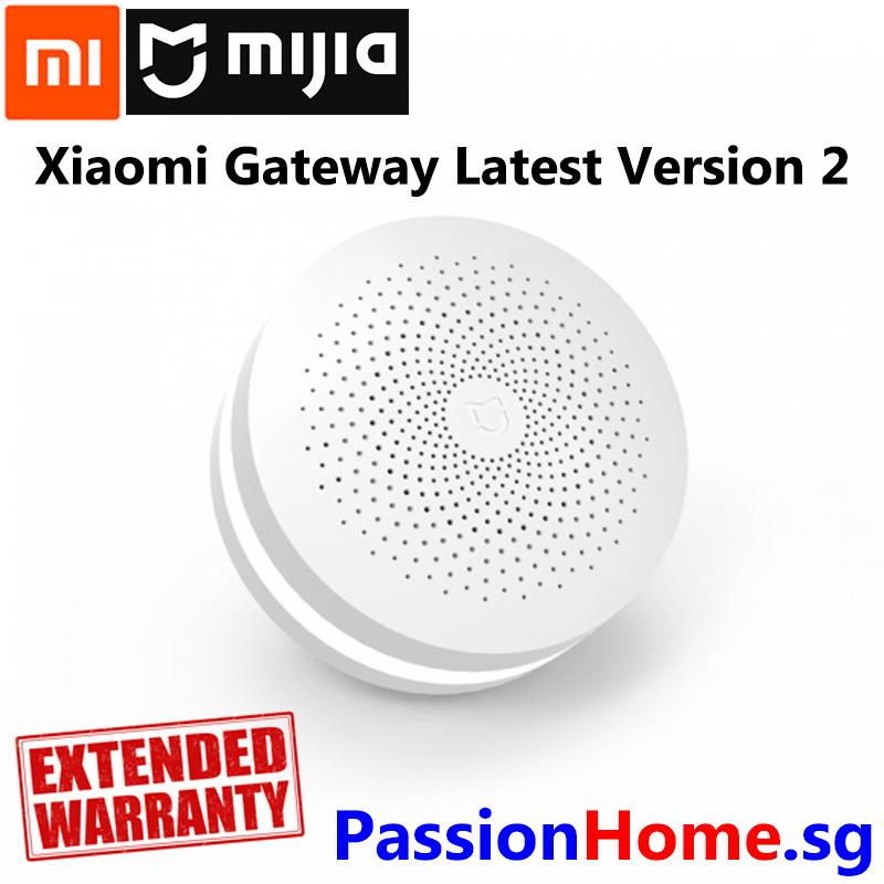 Where Can I Buy Multi Functional Gateway V2 Xiaomi Mijia Wireless Wifi Zigbee Smart Home