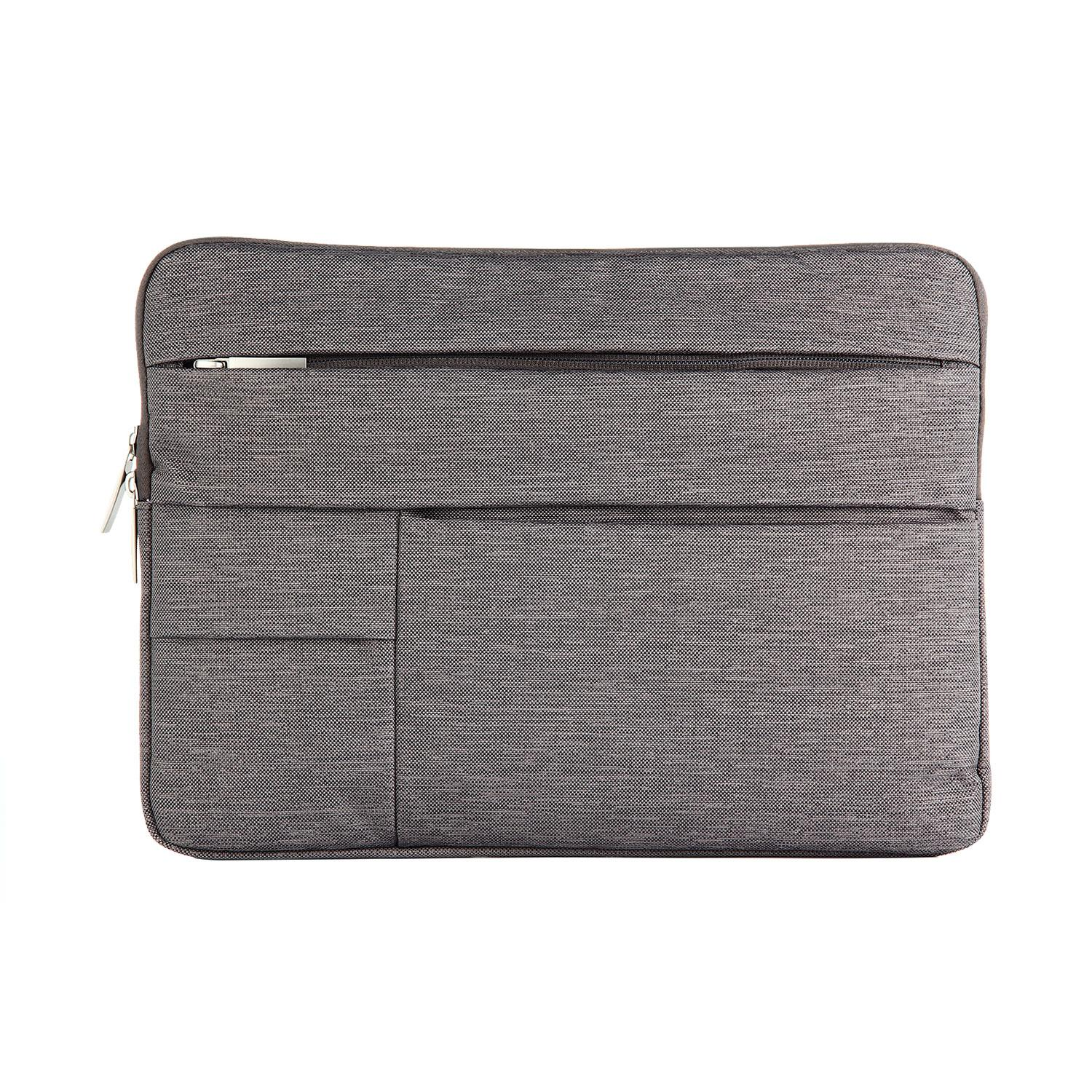 Niceeshop 13.3 Multifunctional Laptop Case Cover Bag Large Capacity Notebook Sleeve Case Pouch - Intl By Nicee Shop.