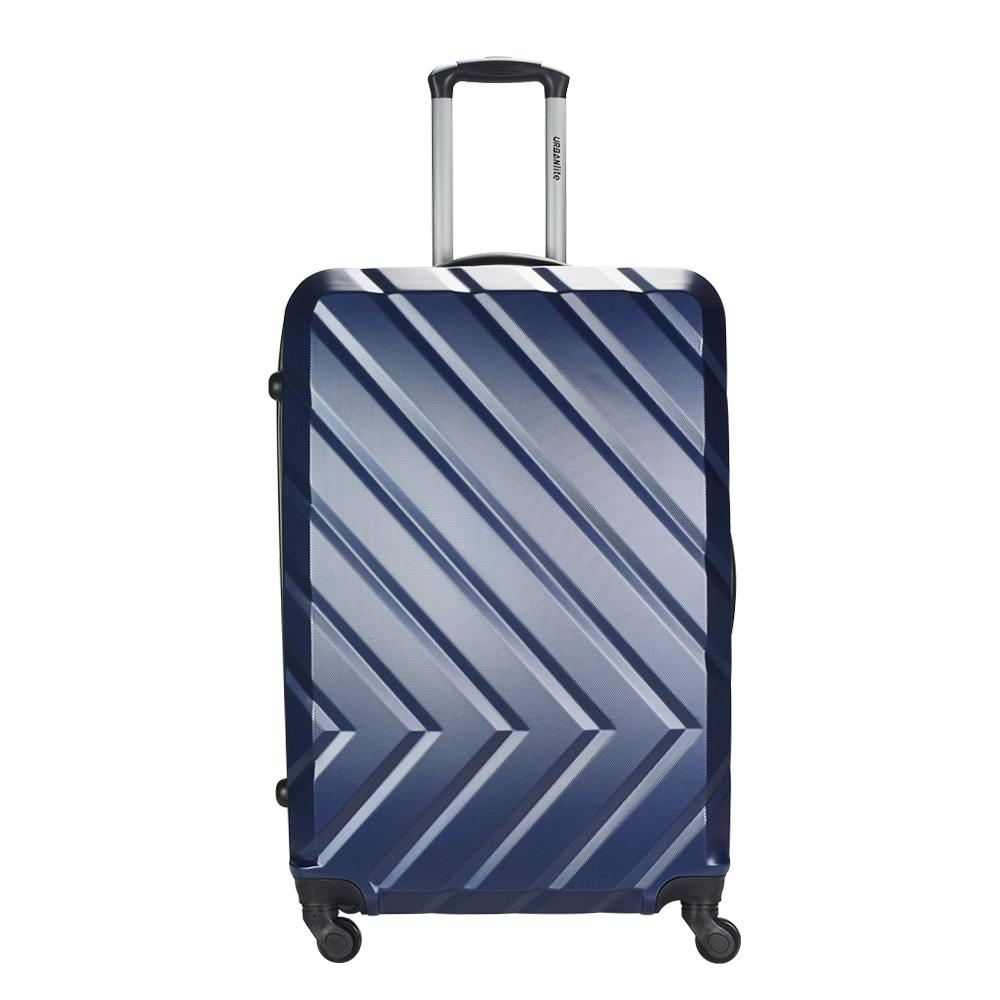 Universal Traveller Urbanlite Conti 24 Abs Hard Case 4 Wheel Spinner Luggage - Ulh8919 By Universal Traveller.