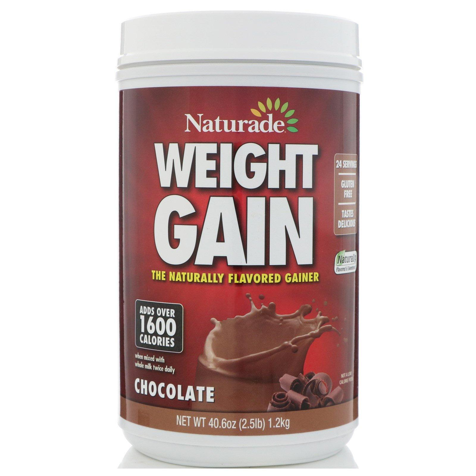 Naturade Weight Gain Chocolate 40 6 Oz 1 2 Kg Best Price