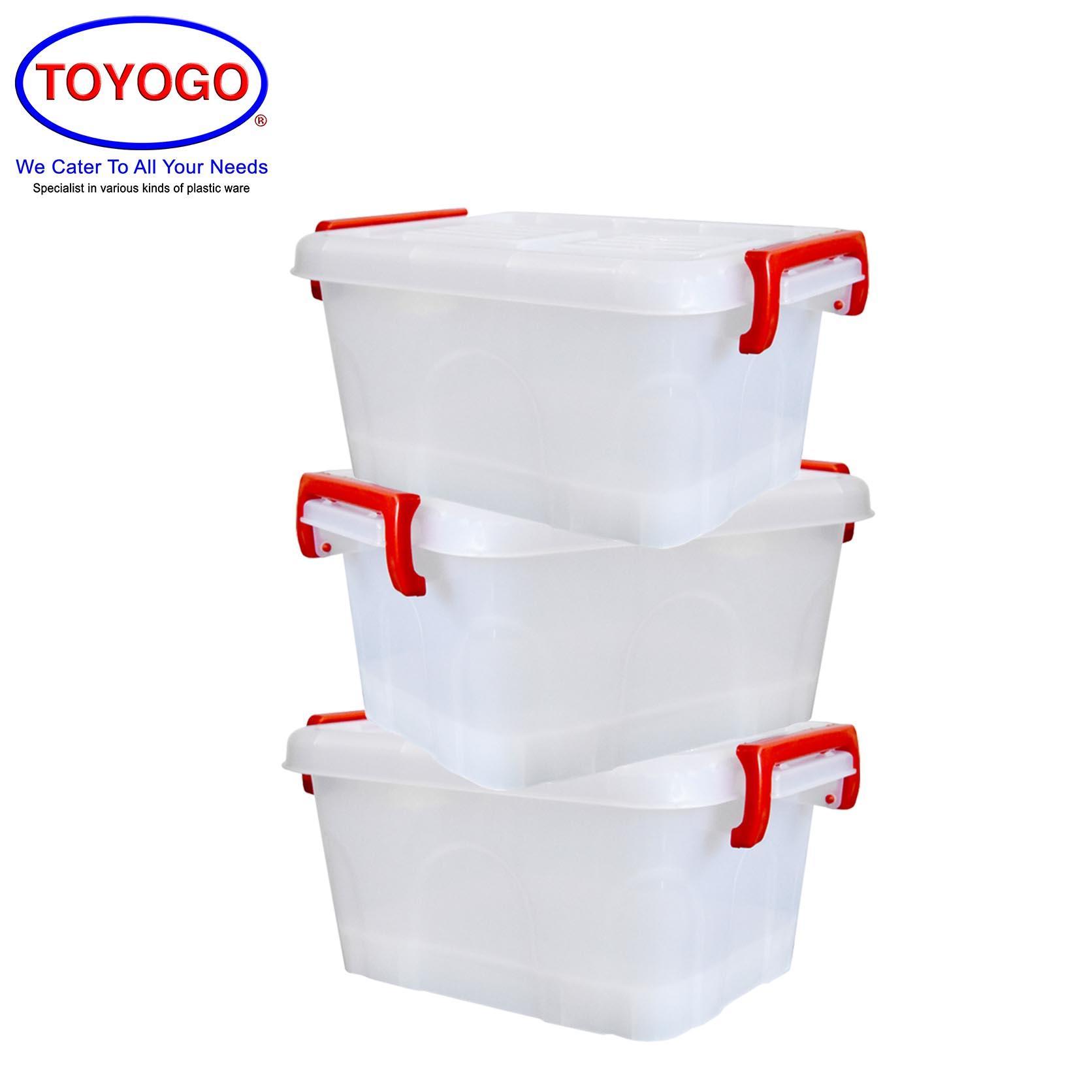 Toyogo Storage Box (Bundle of 3) (9804)