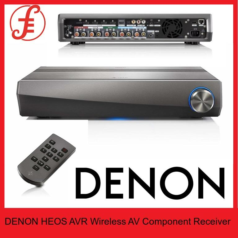 Latest Denon shop-home-audio-amplifiers-av-receivers Products