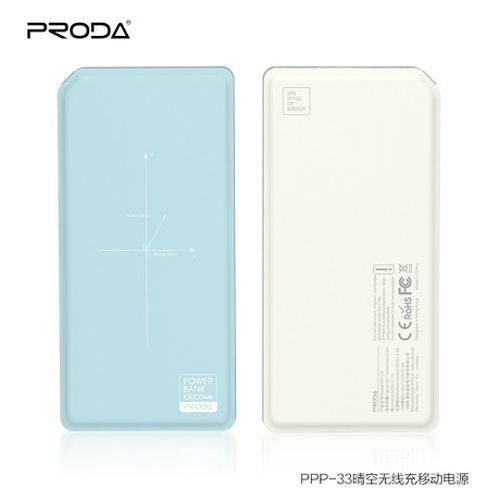 Discount Proda Ppp 33 Wireless Power Bank 10000Mah Powerbank Proda On Singapore