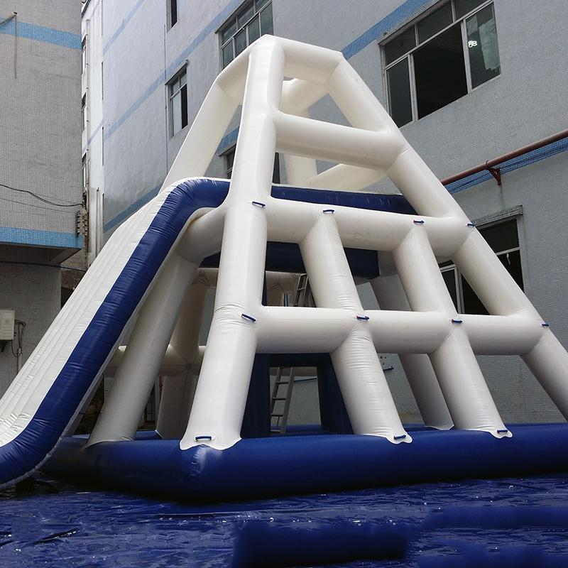 Inflatable Slide China Mobile Water Park Combination Adult Children Inflatable Aquatic Toy Manufacturers Direct Selling By Taobao Collection.