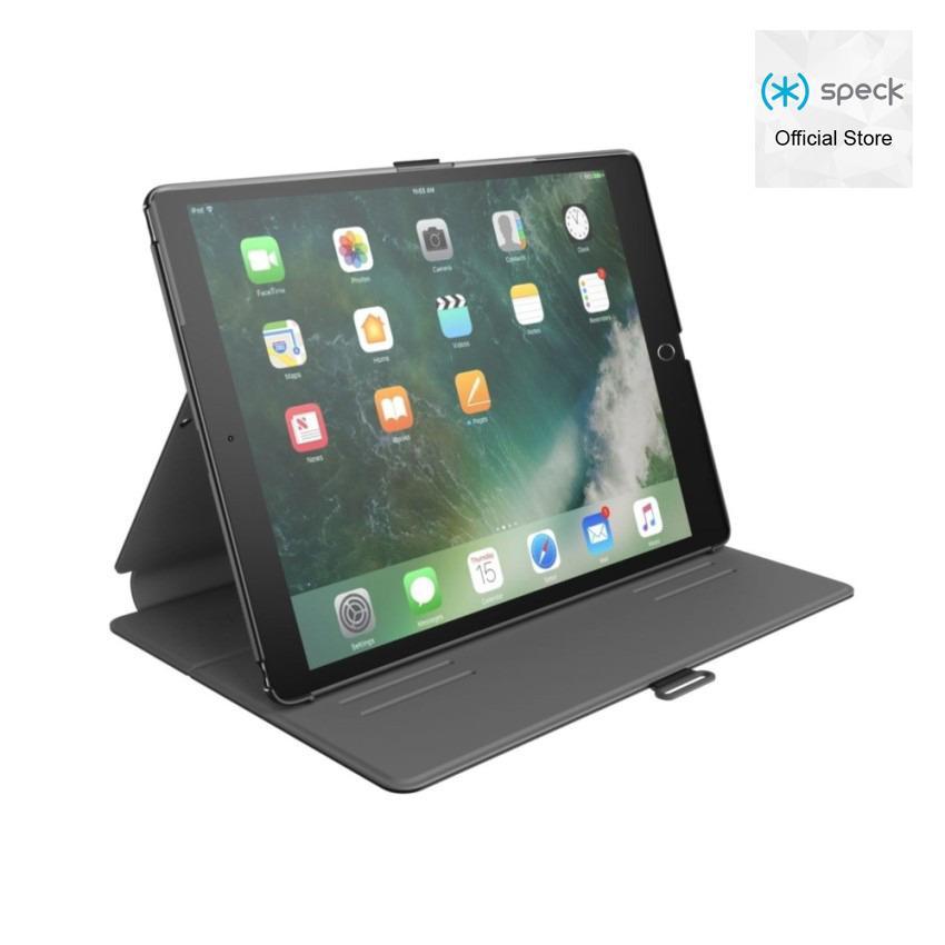 Speck Balance Folio Case For Ipad Pro 10 5 2017 Black Slate Grey Lowest Price