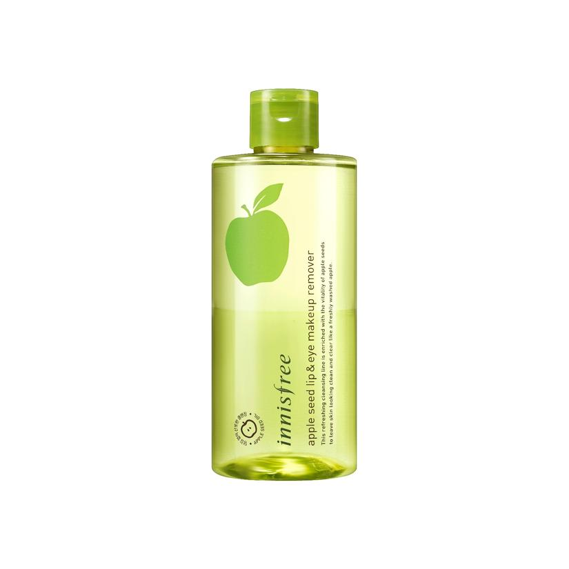 Best Offer Innisfree Apple Seed Lip Eye Make Up Remover 300Ml