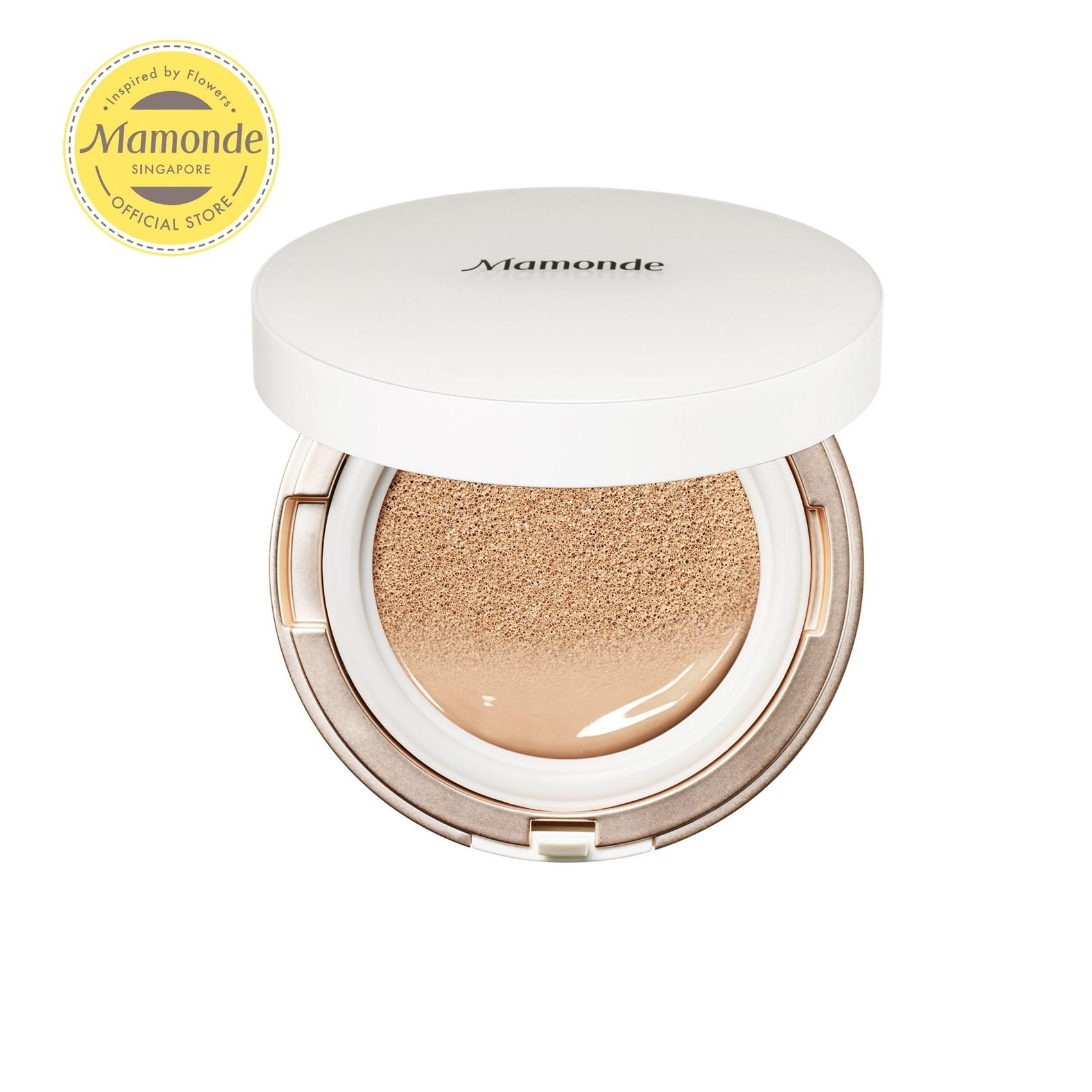 Mamonde Brightening Cover Powder Cushion [4 Shades Available] 15g By Mamonde (capitaland Merchant).