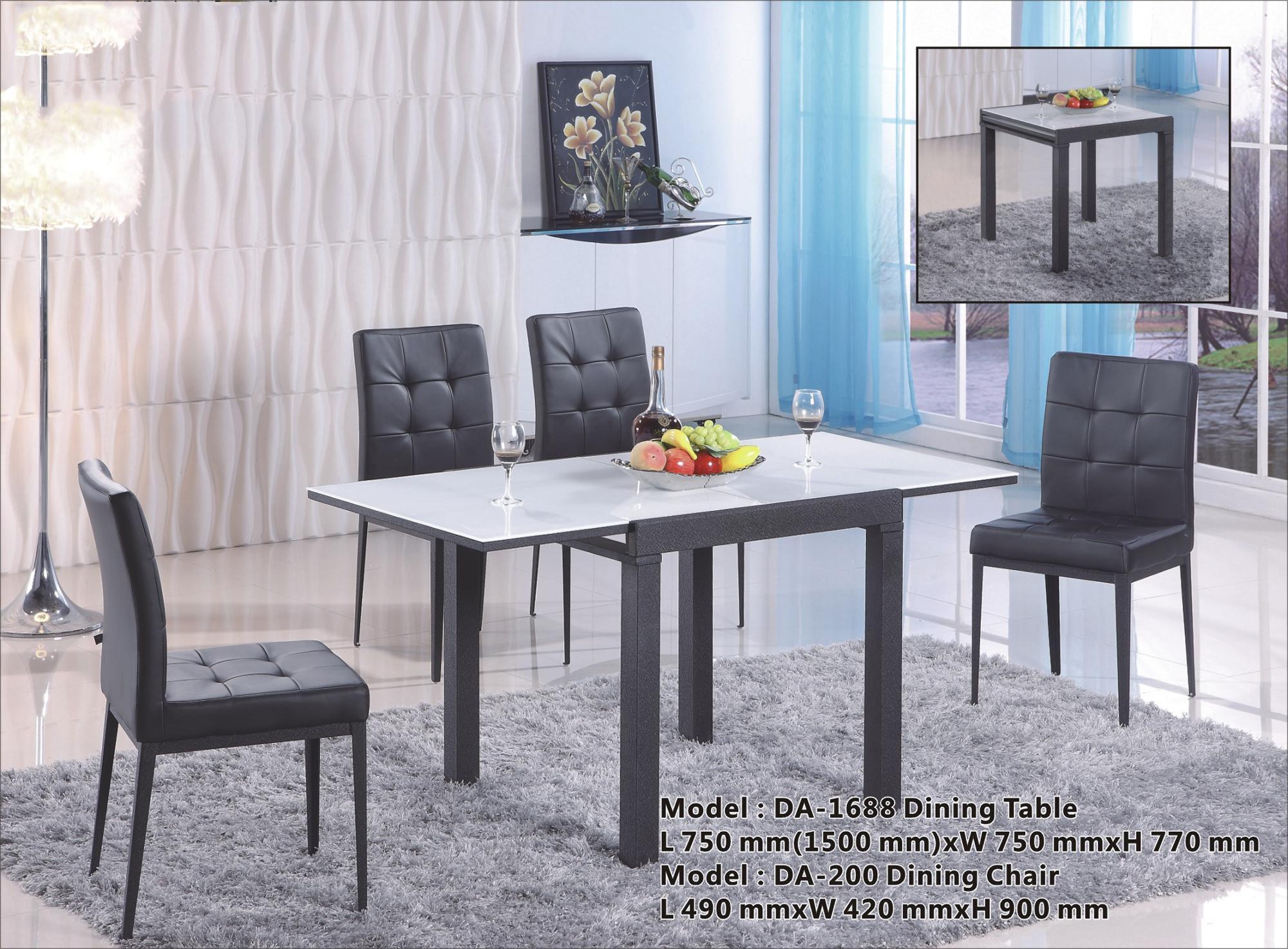 PhiLI Extendable Dining Set (1+4)