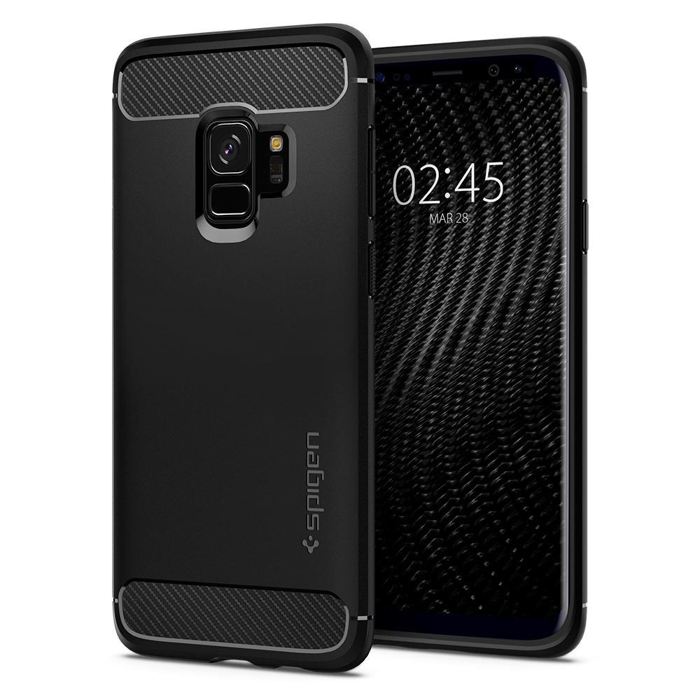 Where To Buy Spigen Samsung S9 Rugged Armor Case Authentic