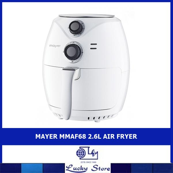 Compare Price Mayer Mmaf68 2 6L Air Fryer Mayer On Singapore