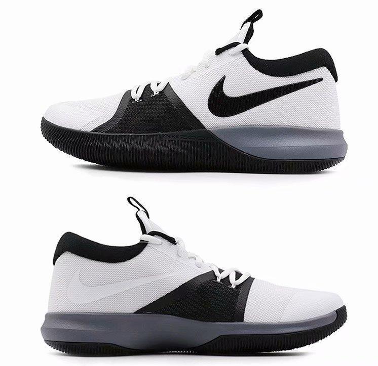 212a955d1ec9c ... shopping nike men zoom assersion ep basketball shoes white black 917506  100 us7 11 04 2b83c