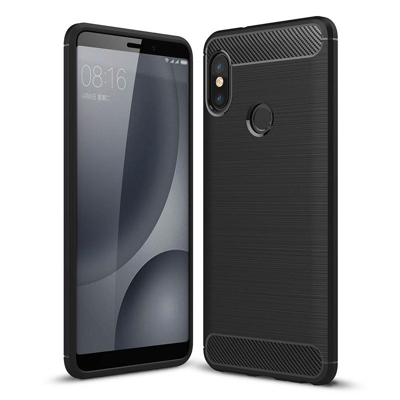 Xiaomi Redmi Note 5 Rugged Armor Case - Black