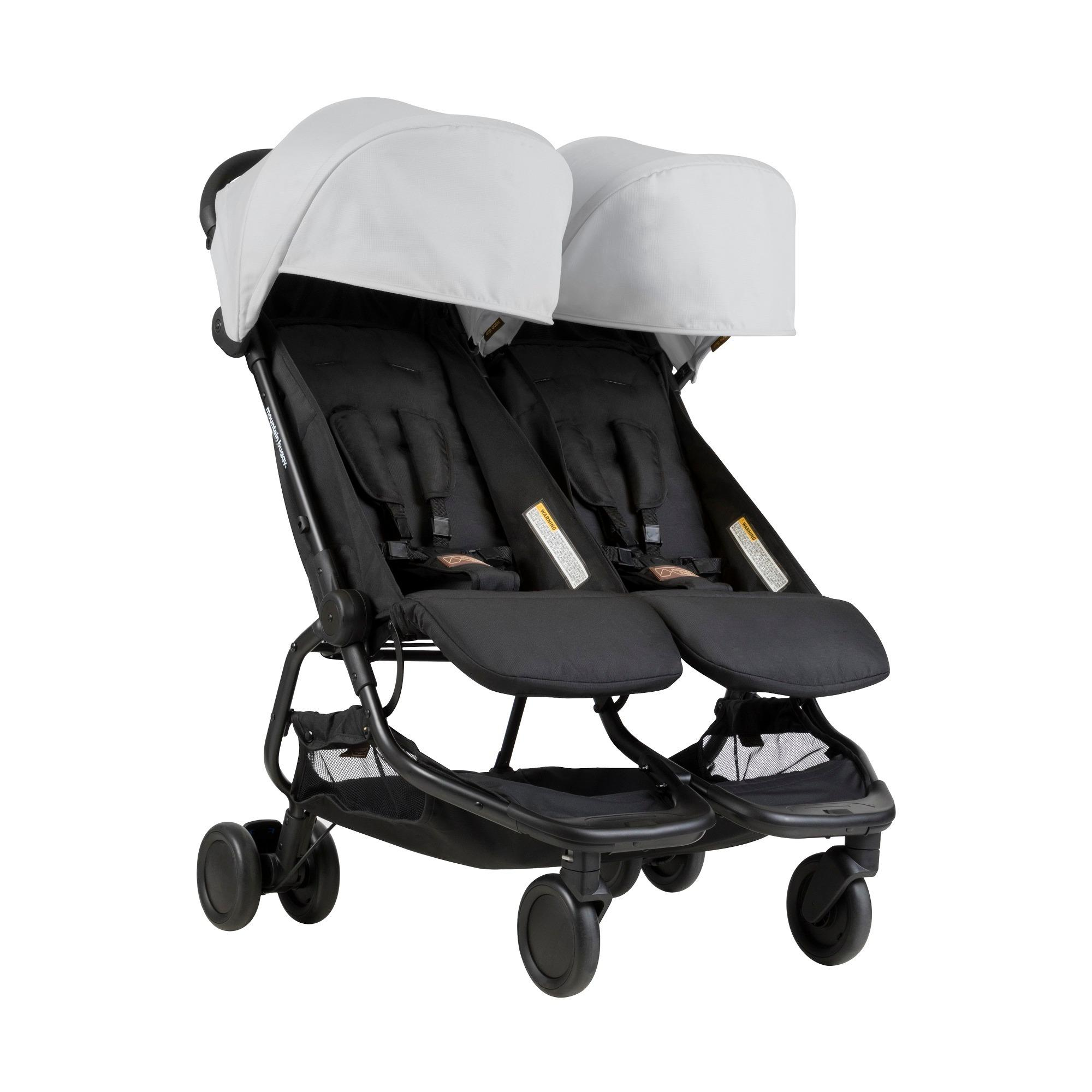 Compare Price Mountain Buggy Nano Duo Stroller On Singapore