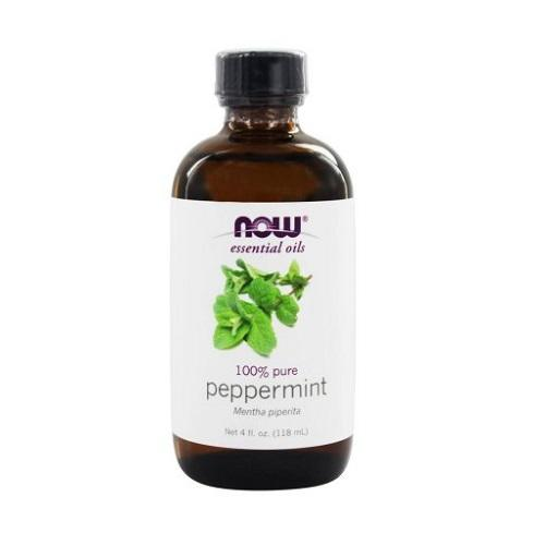 Now Foods - Peppermint Essential Oil / 4 fl oz (118ml)