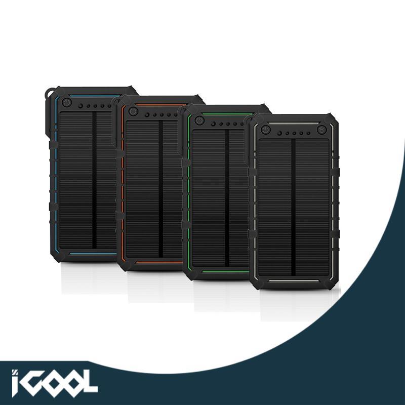 Discount 38000Mah Dual Usb Port Solar Powerbank Oem