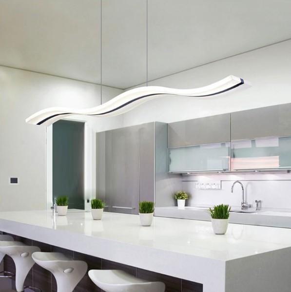 38W LED Pendant Light, Remote Control