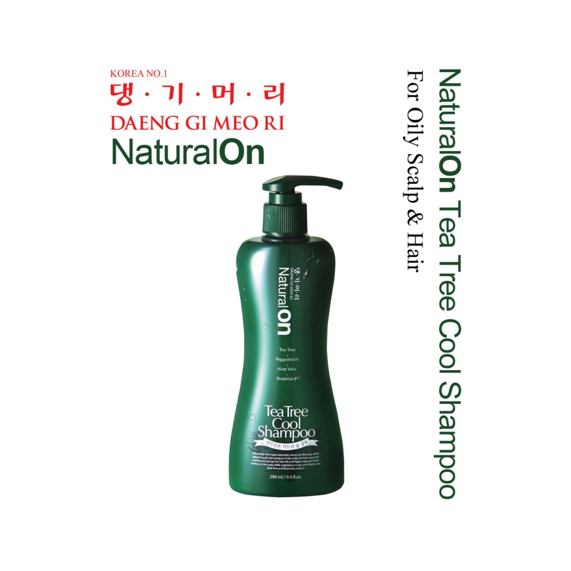 Natur Natural Extract Shampoo Tea Tree Oil 140ml Review Harga Essential Minyak Sari Reo 08 Latest Daeng Gi Meo Ri Hair Care Products Enjoy Huge Discounts Lazada Sg