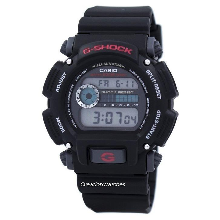 Where Can I Buy Casio G Shock Men S Resin Strap Watch Dw 9052 1Vdr