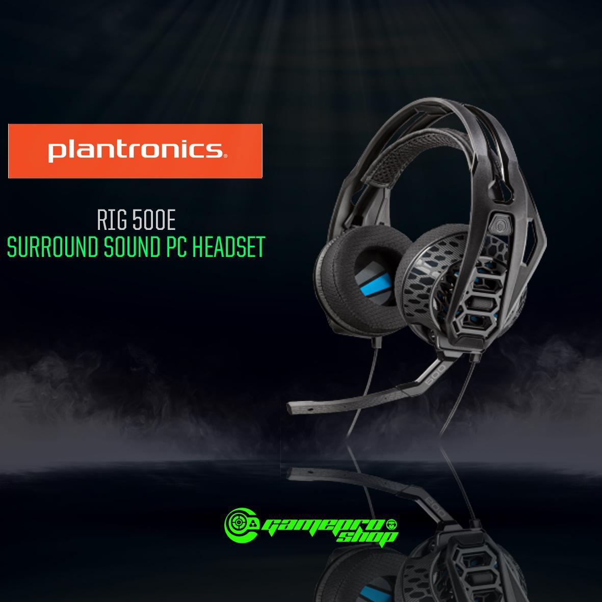 Plantronics RIG 500E *NDP PROMO*