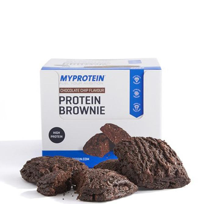 For Sale Myprotein Protein Brownie Box Of 12