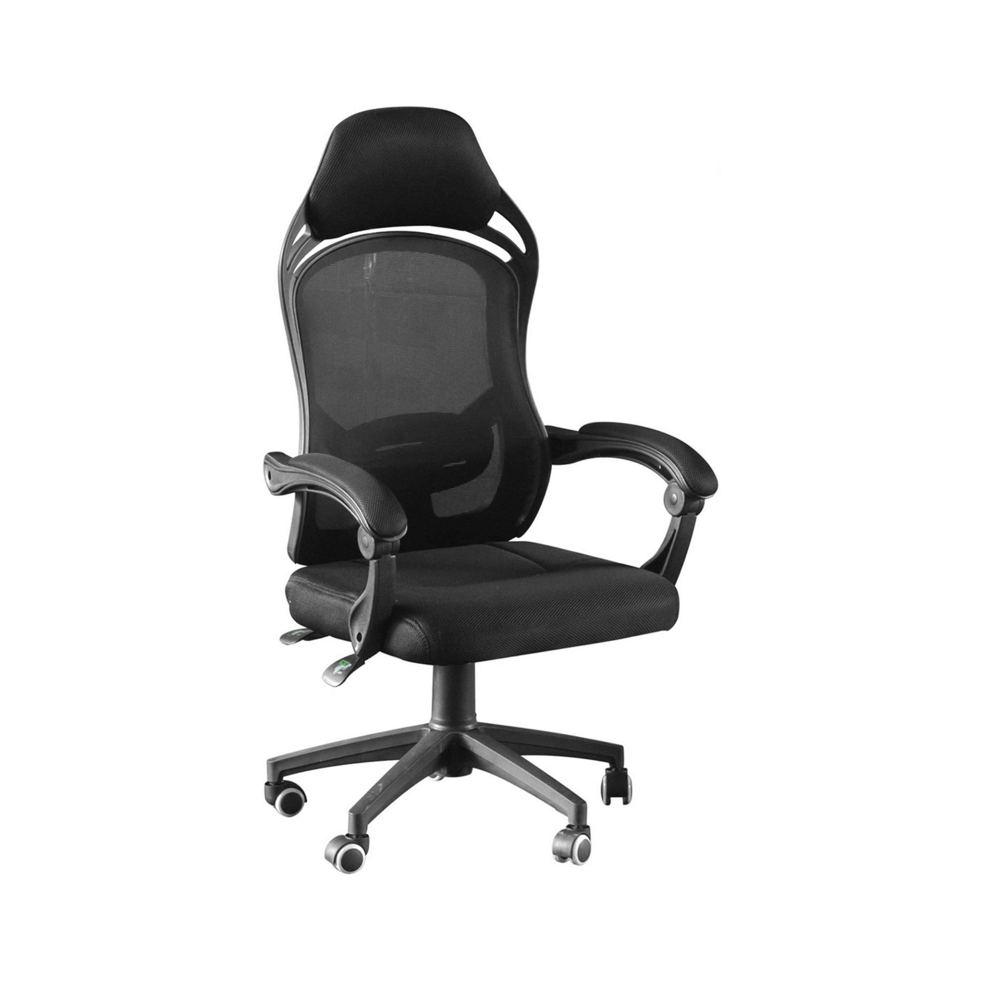 Caine Office Chair (FREE DELIVERY)(FREE ASSEMBLY)
