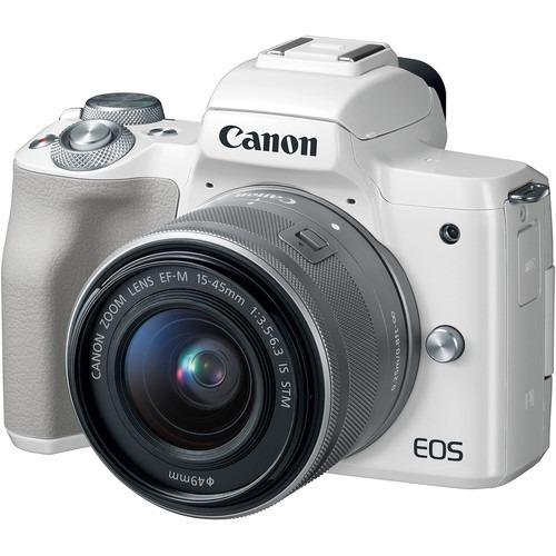 Canon Eos M50 Mirrorless Digital Camera With 15 45Mm Lens Promo Code
