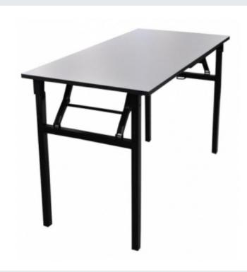 GS Table 2.5ft x 4ft (760 x 1220mm)