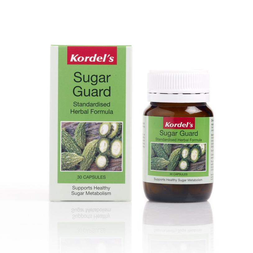 Kordel's Sugar Guard 30s By Nuvanta Pte Ltd.