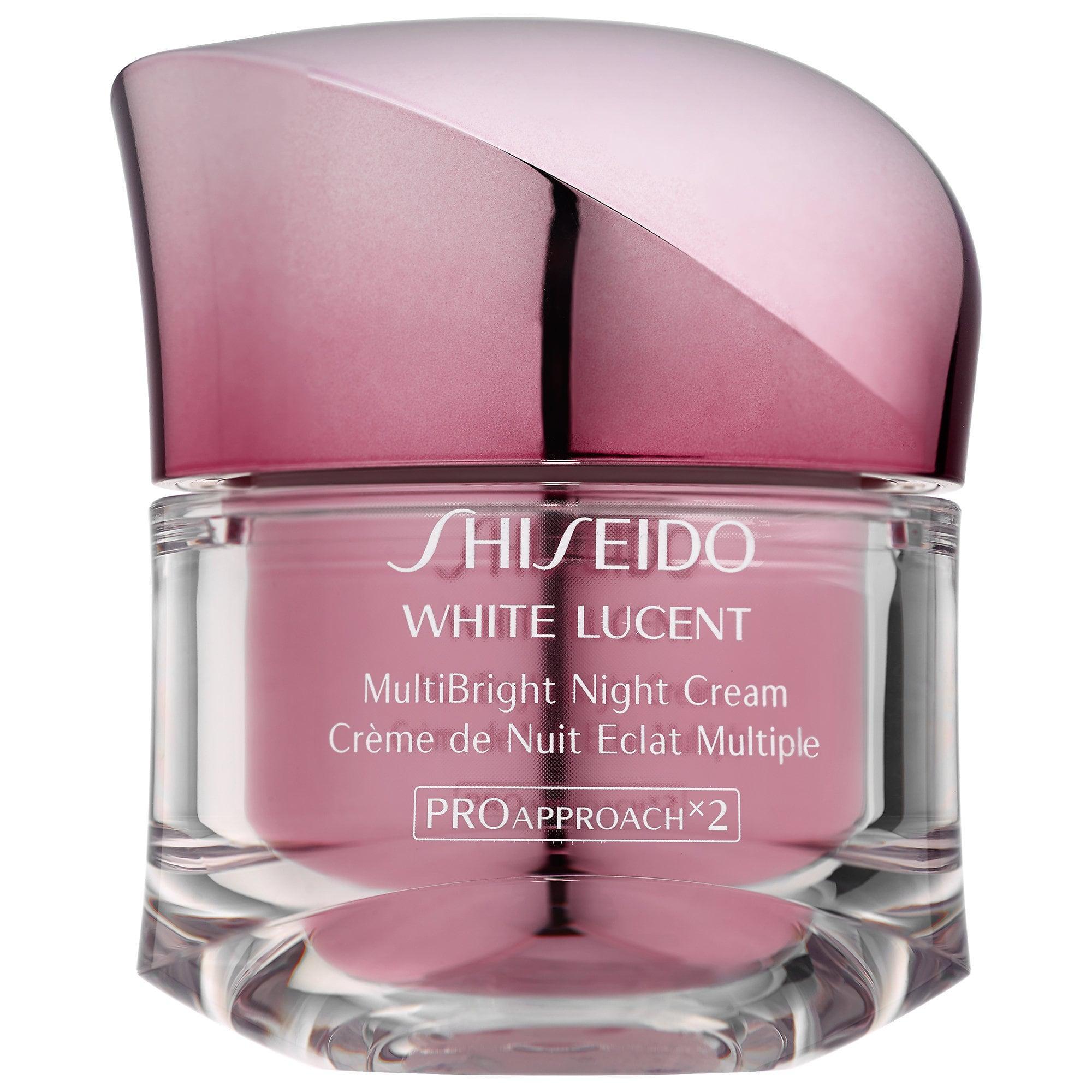 Buy Shiseido White Lucent Multibright Night Cream 50Ml Online