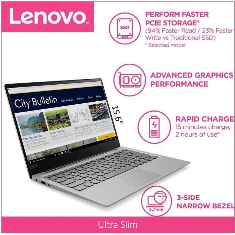 Lenovo IdeaPad 530S(Thin&Light)14.0 FHD  IPS / I7-8550U MIDNIGHT BLUE 2 Year Local Warranty