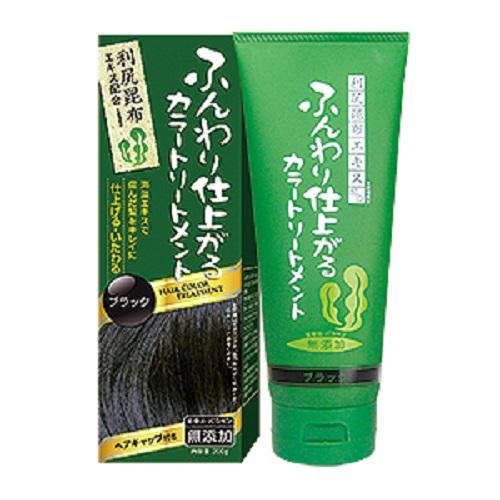 Japan Rishiri Natural Kelp Hair Colour Treatment (dark Brown) By Beauty Rush.