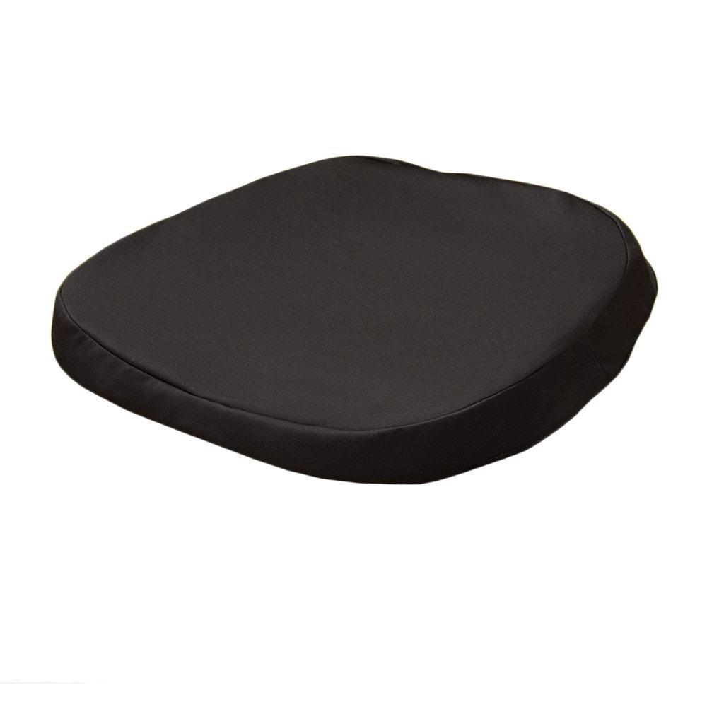 HappyHome Ergo Cushion for Back Support Honeycomb Structure to Relieve Backache and Pressure For Home Use/Car Use/Office Use