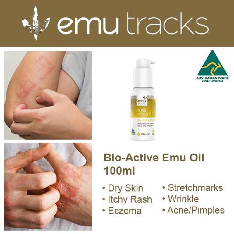Buy Emu Tracks Bio-Active Emu Oil 100ml Singapore