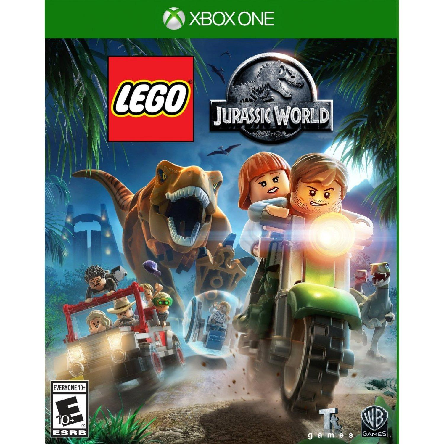 Price Comparisons For Xbox One Lego Jurassic World Us