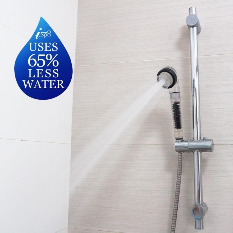 Buy iSpa IRA 65% Water Saving Korea Showerhead Singapore