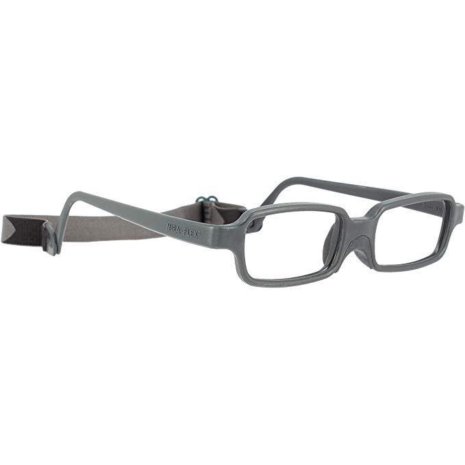 0282e4aa604 Miraflex Children s Eyeglasses in Dark Grey (New Baby 3) with Built-up-