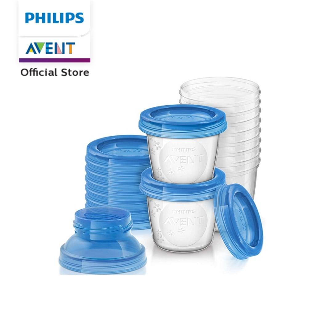 Philips Avent Breast Milk Storage Cups By Philips Avent Official Store.
