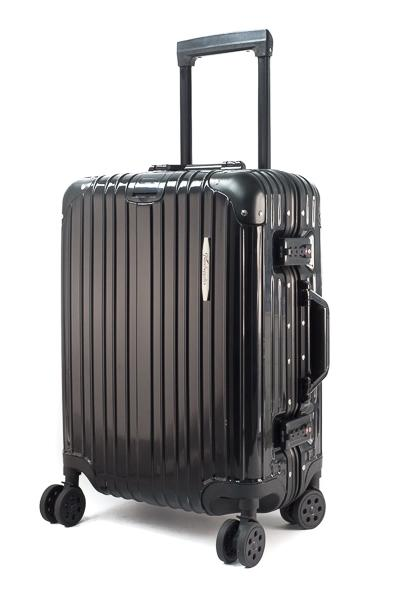 24inch Aluminium Frame Luggage With Warranty By Travel Supplies.