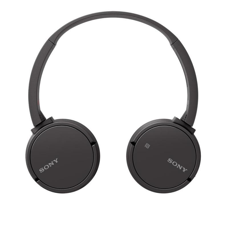 Sony WH-CH500 (1 Year Warranty) On-Ear Bluetooth Headphone - Black Singapore