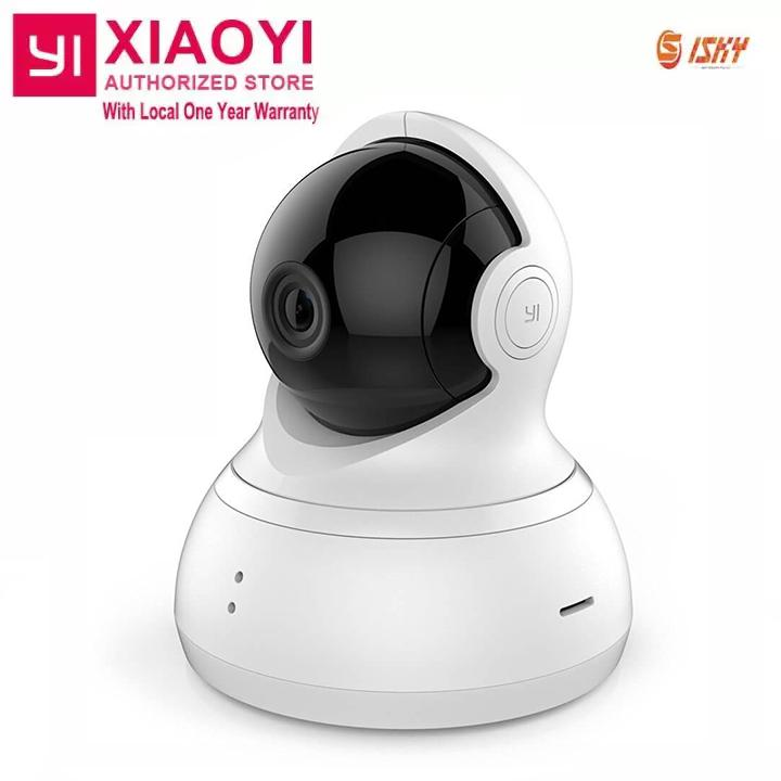 Sale Xiaomi Yi Dome Home Camera 720P Night Vision Ip Camera Online On Singapore