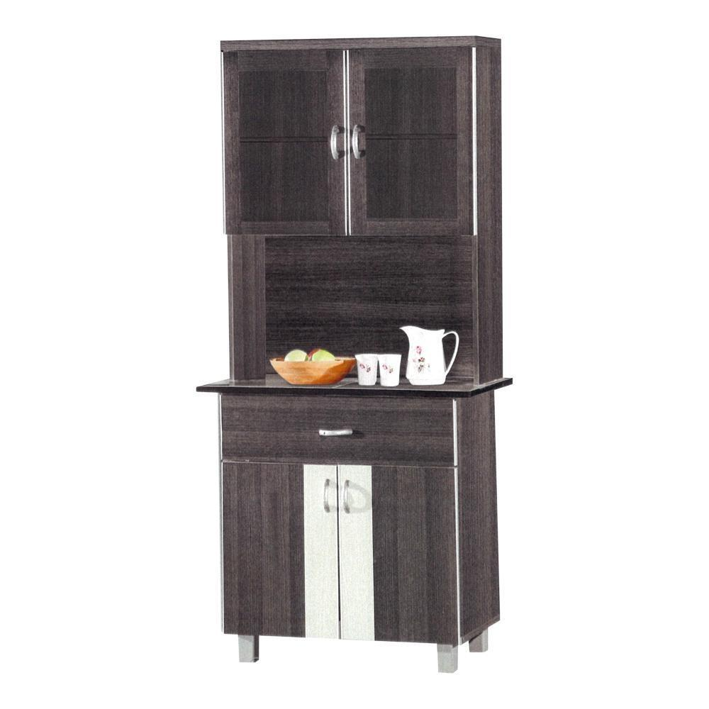 [Megafurniture]Chantal Kitchen Cabinet