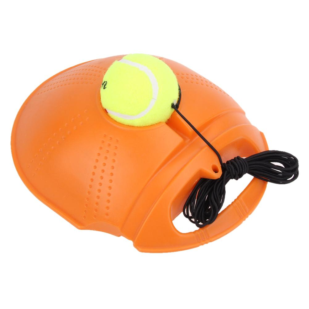 Tennis Training Tool Exercise Tennis Ball Self-Study Rebound Ball Baseboard - Intl By Sportschannel.