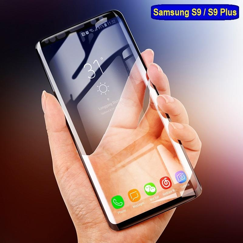 Compare Baseus Galaxy S9 S9 Plus Full Coverage Tempered Glass Screen Protector No Sensitivity Issue Prices