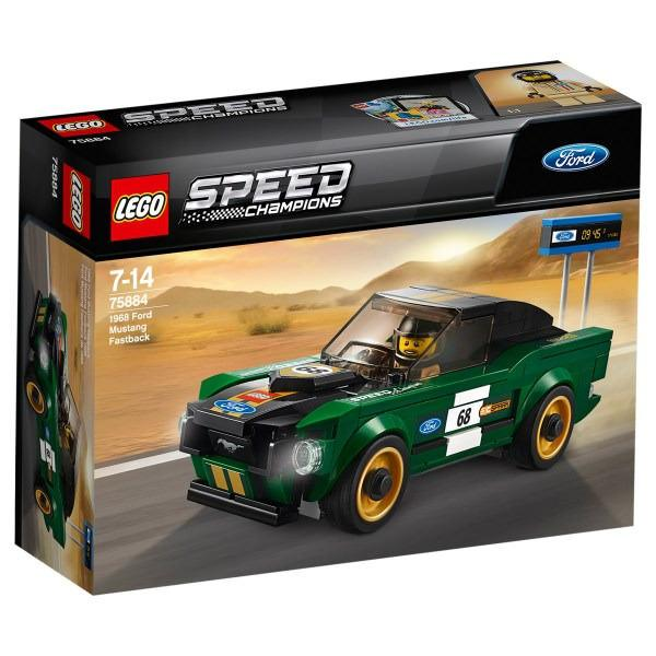 Discount Lego 75884 Speed Champions 2018 1 Lego On Singapore