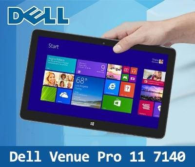 Refurbished Dell Venue 11 Pro 7140 / 10.8 inch Laptop / Intel Core M / 8GB RAM / 256GB SSD / Window 8 / One Month Warranty