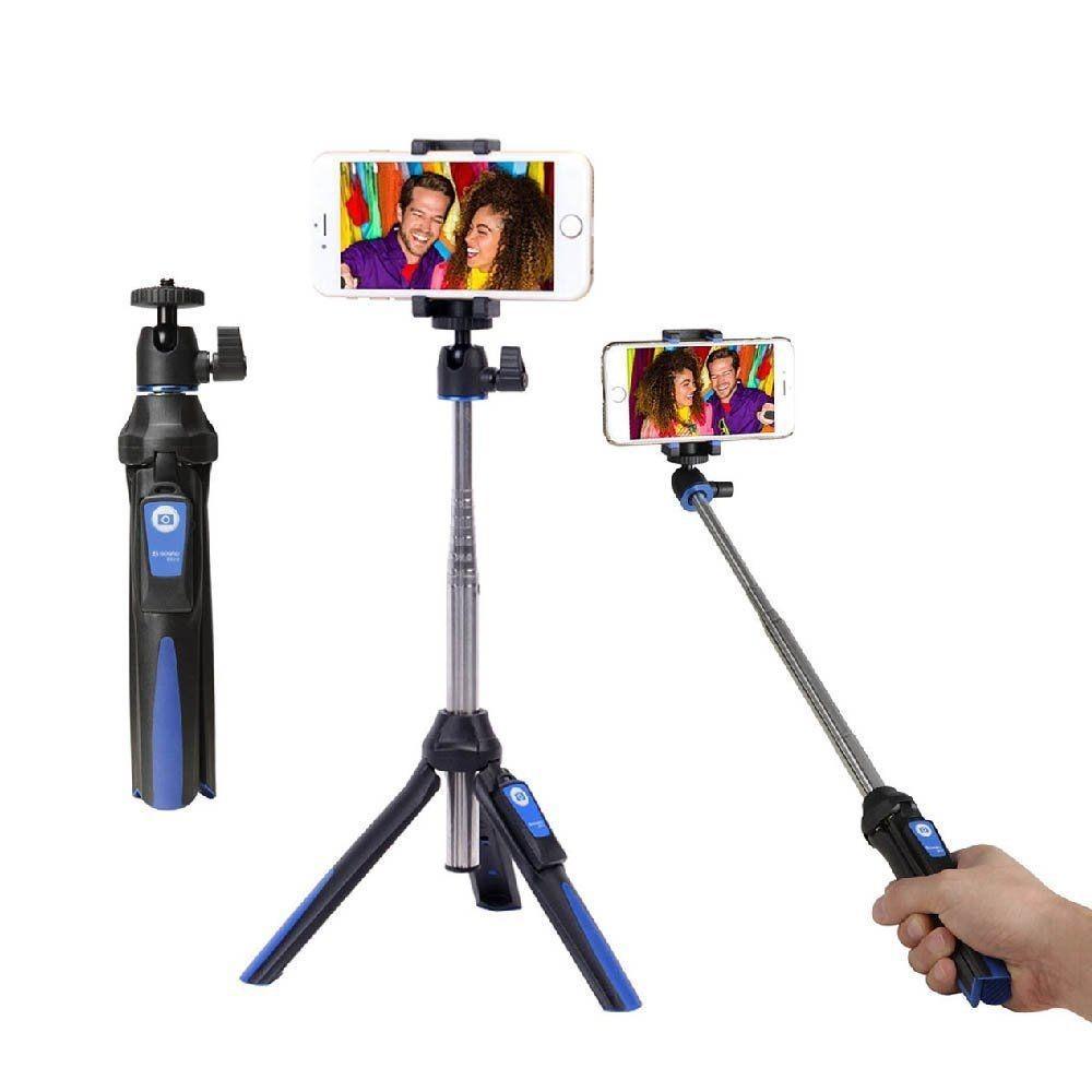 Buy Benro Mefoto Mk 10 Selfie Stick Mini Tripod Mk10 For Tik Tok Vlogging Filmmaking Benro Original