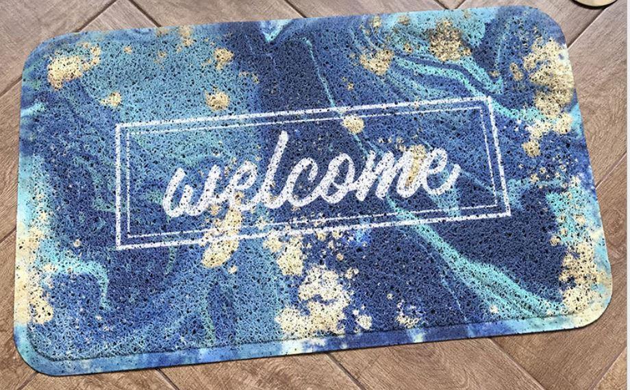 Waterproof PVC Coil Floor Mat/ Entrance Door Mat