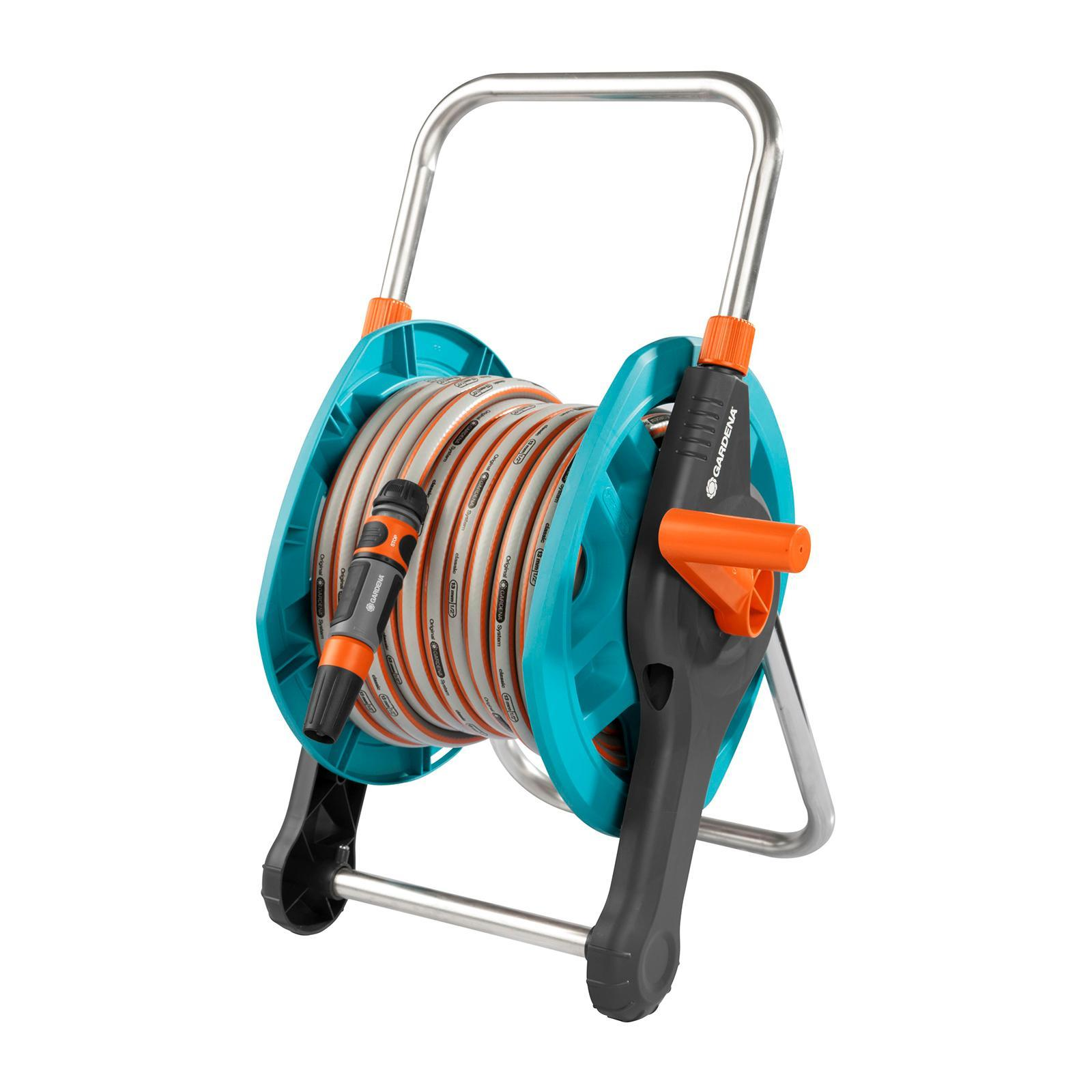 Best Gardena Hose Reel Set G2691