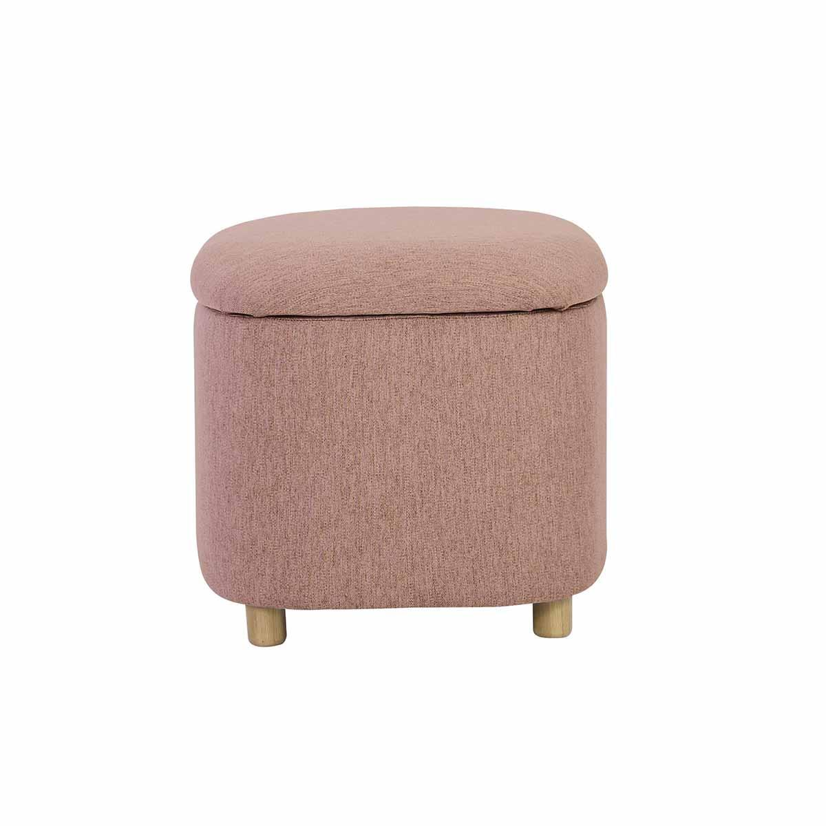 Daytona Small Storage Pouf
