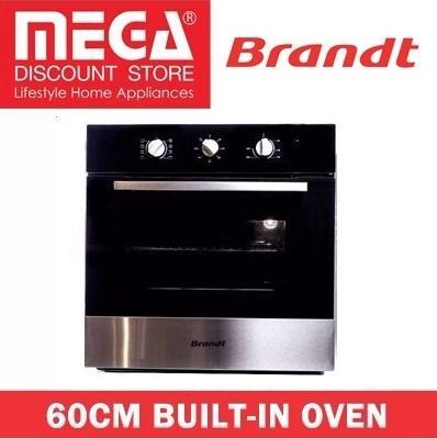 Brandt Boe5302x 60cm Built In Enamel Oven